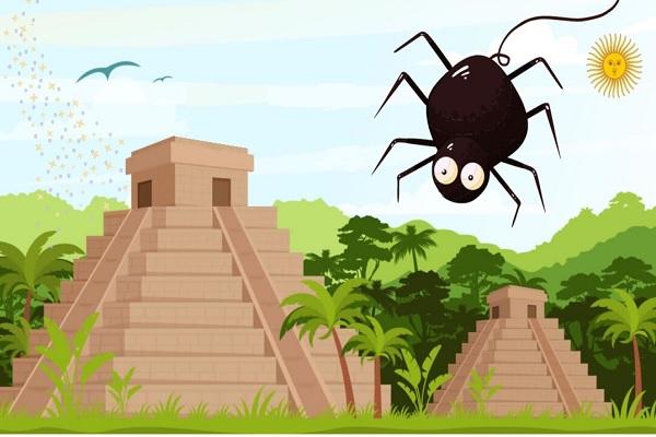Urú la araña inca