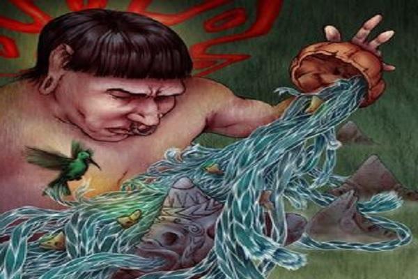 Yayael y el nacimiento del mar